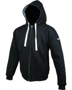 Booster Core kevlar hoodie black 101