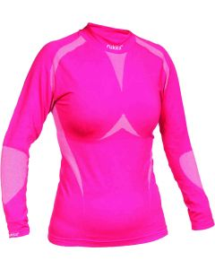 Rukka Seamless Max Ladies Shirt Pink 670