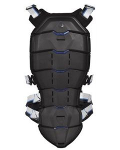 REV'IT Tryonic Back Protector See+ Black/Blue