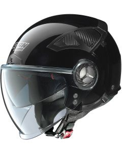 Nolan N33 EVO Classic Glossy Black 03