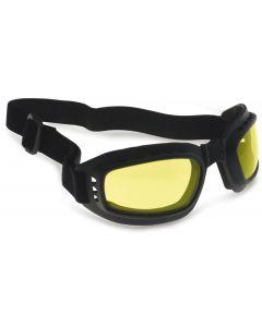 Bertoni Antifog AF112D Black/Yellow