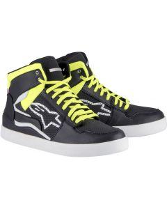 Alpinestars Stadium Shoes Black/Fluo Yellow/Red 1536