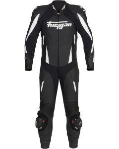 Furygan Dark Apex Suit Black/White