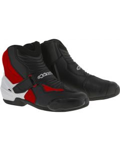 Alpinestars SMX-1 R Black/White/Red 123