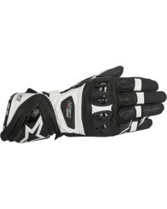 Alpinestars Supertech Gloves Black/White 12