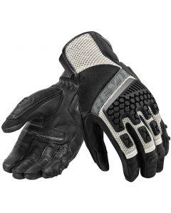 REV'IT Sand 3 Gloves Black/Silver