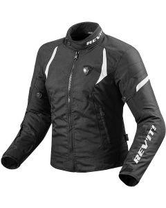 REV'IT Jupiter 2 Ladies Jacket Black/White