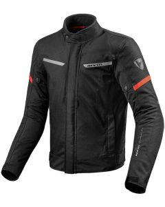 REV'IT Lucid Jacket Black/Red