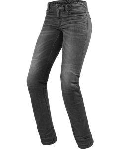 REV'IT Madison 2 Ladies Jeans Used Dark Grey