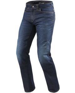 REV'IT Philly 2 Jeans Dark Blue
