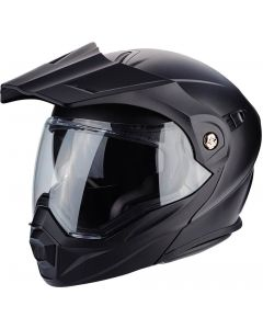Scorpion ADX-1 Solid Matt Black