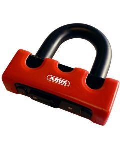 ABUS GRANIT Power XS 67 ART4 Schijfremslot Rood los