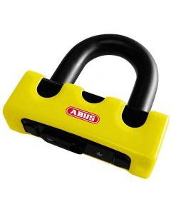ABUS GRANIT Power XS 67 ART4 Schijfremslot Geel los