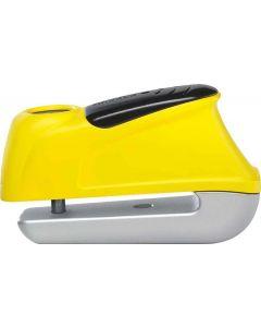ABUS Trigger Alarm 345 Schijfremslot Geel met Alarm