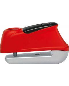 ABUS Trigger Alarm 345 Schijfremslot Rood met Alarm