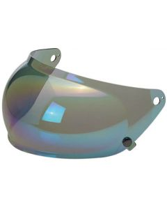 Biltwell Gringo S Anti-fog Bubble Rainbow Mirror