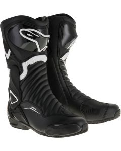 Alpinestars SMX-6 V2 Black/White 12