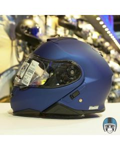 Shoei Neotec II Matt Blue Met.