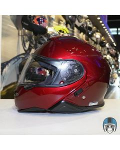 Shoei Neotec II Wine Red
