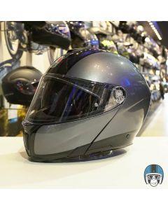 AGV Sportmodular Carbon/Dark Grey 005