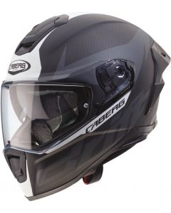 Caberg Drift Evo Carbon Matt Anthracite/White 180