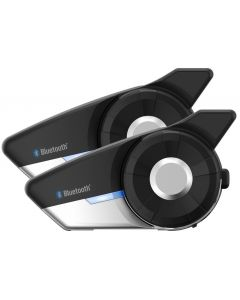 Sena 20S EVO Bluetooth headset dual