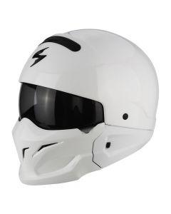 Scorpion EXO-Combat Solid White