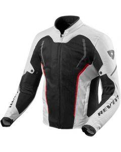 REV'IT GT-R Air 2 Jacket White/Black