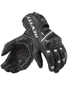 REV'IT Jerez 3 Gloves Black/White