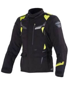 Macna Impact Pro Women Jacket Black/Fluo 117