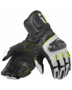 REV'IT RSR 3 Gloves Black/Neon Yellow