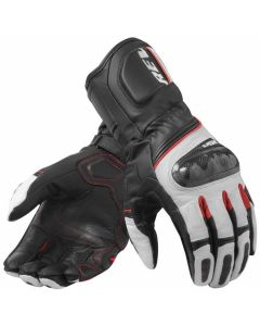 REV'IT RSR 3 Gloves Black/Red