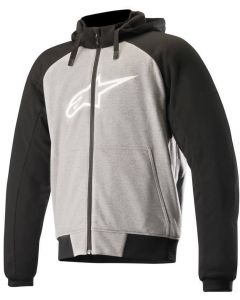 Alpinestars Chrome Sport Hoodie Melange Gray/Black 951