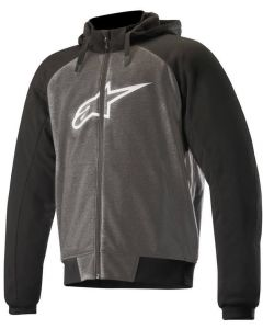 Alpinestars Chrome Sport Hoodie Anthracite/Black/White 1432