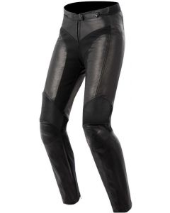 Alpinestars Vika Leather Women's Trousers Black 10