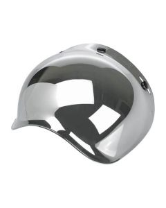Biltwell Bubble Anti-fog Vizier Chrome Gringo/Bonanza