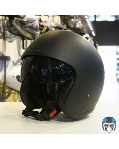 LS2 OF599 Spitfire Single Mono matt black