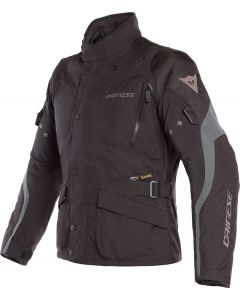 Dainese Tempest 2 D-Dry Jacket Black/Black/Ebony Y21