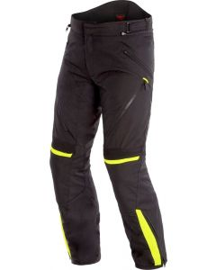 Dainese Tempest 2 D-Dry Trousers Black/Black/Fluo Yellow N49