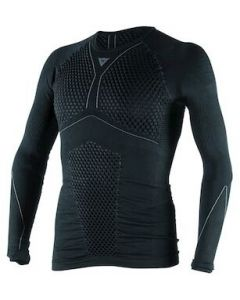 Dainese D-Core Thermo Longsleeve Shirt Black/Anthracite 604