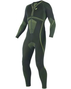 Dainese D-Core Dry Suit Black/Fluo Yellow 620