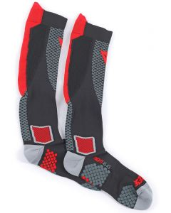 Dainese D-Core High Socks Black/Red 606