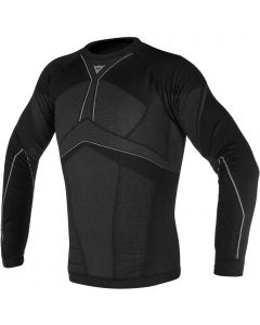 Dainese D-Core Aero Longsleeve Shirt Black/Anthracite 604
