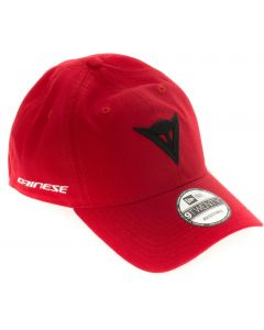 Dainese 9Twenty Canvas Strapback Cap Red 002