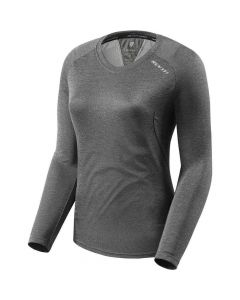 REV'IT Sky Ladies Longsleeve Shirt Dark Grey