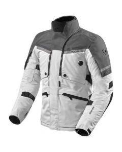 REV'IT Poseidon 2 GTX Jacket Silver/Anthracite