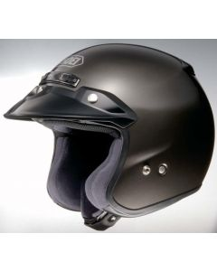 Shoei RJ Platinum-R Candy Anthracite