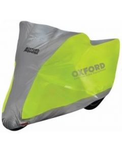 Oxford Aquatex Fluo motor-/scooterhoes
