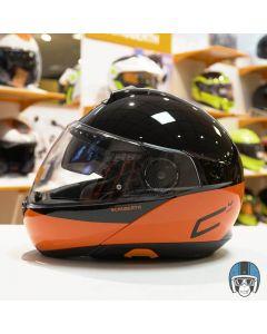 Schuberth C4 Pro Swipe Orange 331