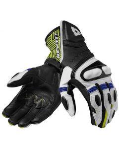 REV'IT Metis Gloves Black/Blue